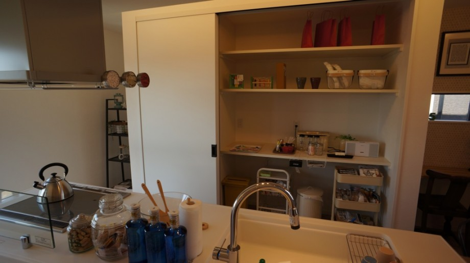 キッチン|長岡市・見附市で注文住宅、新築を建てるならエイチファクトリー橋本技建